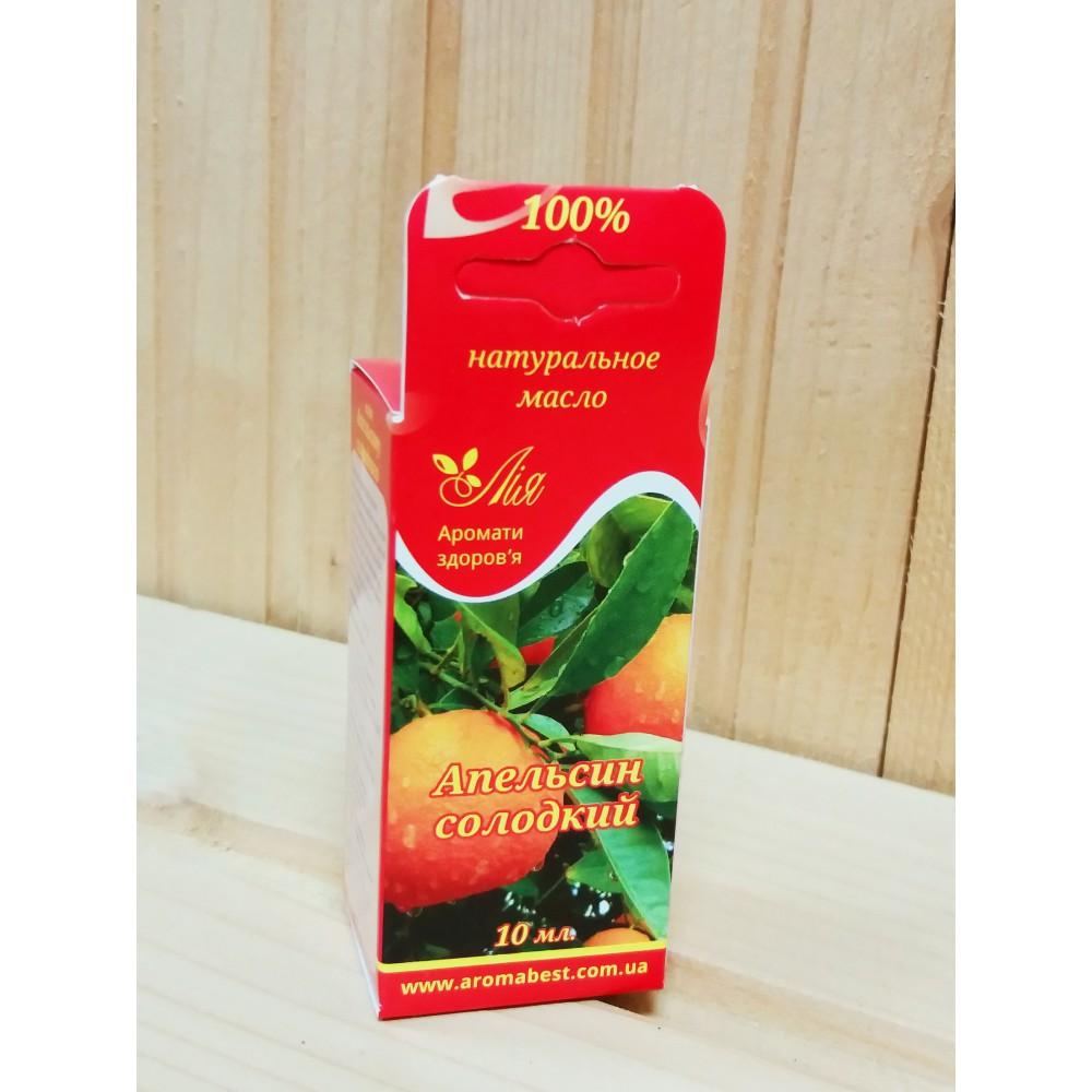 Олія для бані та сауни - Апельсин солодкий 10 мл