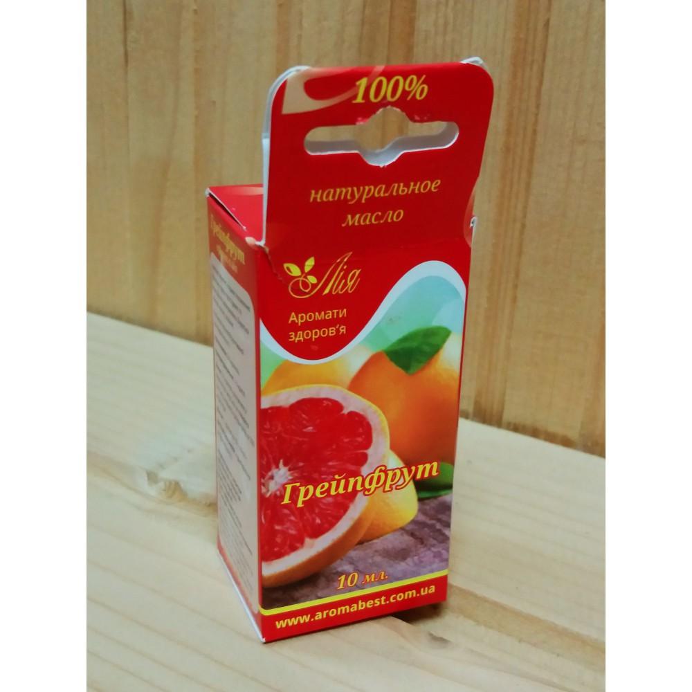 Олія для бані та сауни - Грейпфрут 10 мл