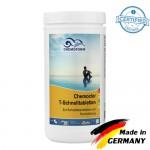 """Хімія для басейну Chemoform - Шок хлор (50%) """"Кемохлор Т"""" таблетки 20 гр. (1 кг)"""