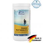 """Хімія для басейну Chemoform - Комбіновані таблетки """"Multifresh"""" 20 (1 кг)"""